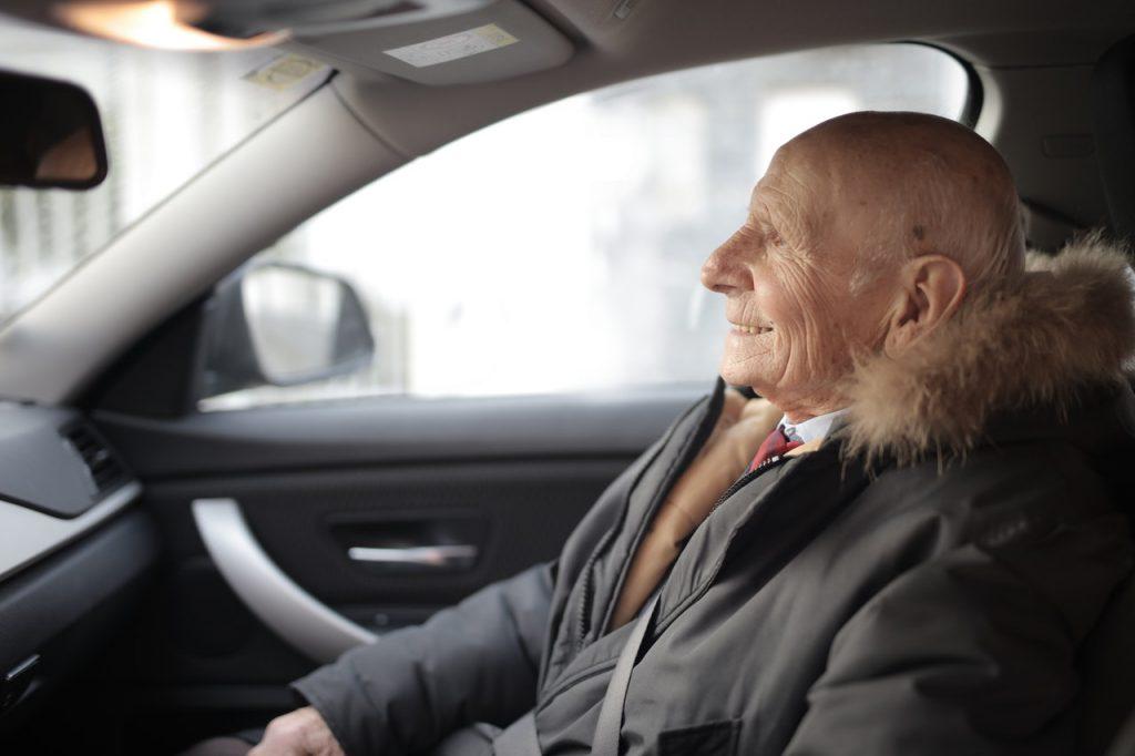 Best Cars For Elderly Passengers