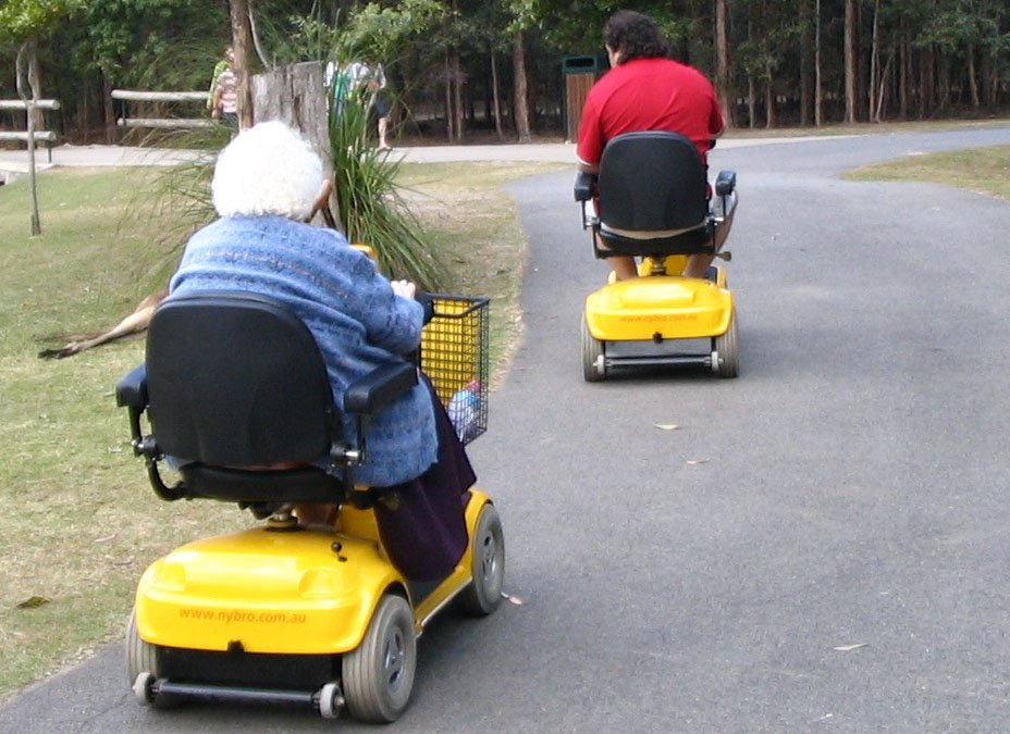 Best Mobile Scooters For The Elderly